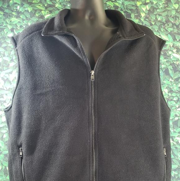 Patagonia Men's Synchilla Black Vest - 2XL